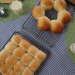 小麦の味を楽しむなら『シンプルちぎりパン』!